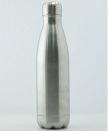Pix Stainless Steel Double Wall Insulated Thermos Flask Grey - 750 ml
