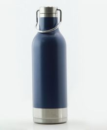 PIix Double Wall Stainless Steel Insulated Thermos Flask Blue - 500 ml