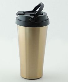 PIX Double Wall Insulated Tumbler Golden - 500 ml