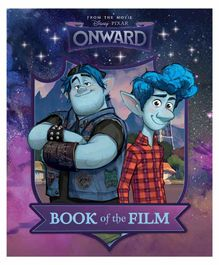 Parragon Disney Pixar Onward Book - English