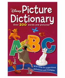 Parragon Disney Picture Dictionary - English