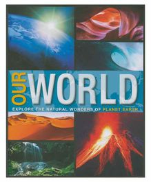 Parragon Our World Book - English