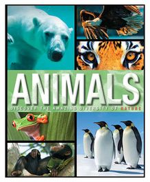 Parragon Animals Knowledge Book - English
