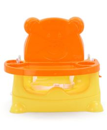 5 in 1 Swing cum Booster Seat - Orange