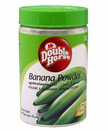 Double Horse Banana Powder - 250 gm