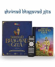 Shemaroo Shrimad Bhagavad Gita Audio Book - Hindi, English, Sanskrit