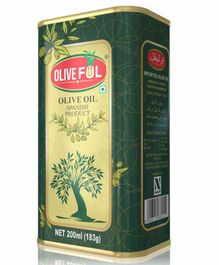 Oliveful Olive Oil Tin - 200 ml