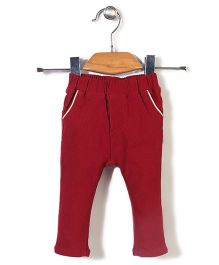 Memory Life Attractive Pant - Red