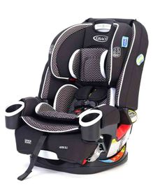Graco DLX 4 in 1 Car Seat - Black