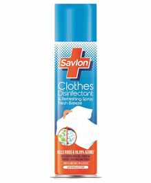 Savlon Clothes Disinfectant And Refreshing Spray Fresh Breeze  - 230 ml