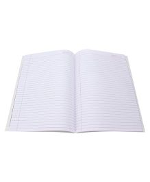Camlin Single Line Notebook Bike Print - 140 Pages