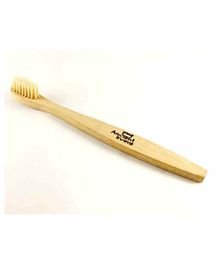 Ancient Living Eco Friendly Tooth Brush - Brown