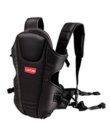 Luv Lap 3 Way Baby Carrier Galaxy - Black