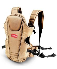 Luv Lap 3 Way Baby Carrier Galaxy - Beige