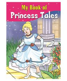 Sterling My Book of Princess Tales Book - English
