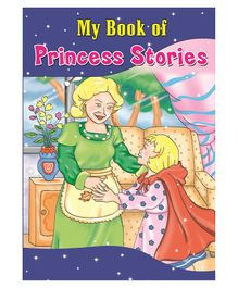 Sterling My Book Of Princess Stories Book - English