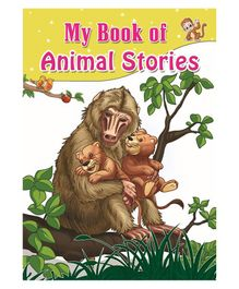 Sterling My Book of Animals Stories Book - English
