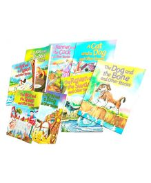 Sterling Favourite Story Books Pack of 8 - English