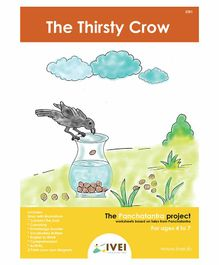IVEI The Thristy Crow Activity Book - English