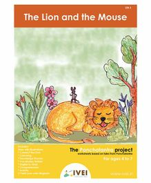 IVEI The Lion and the Mouse Activity Book - English