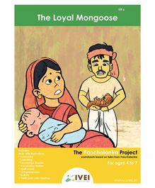 IVEI The Loyal Mongoose Activity Book with Key Chains - English