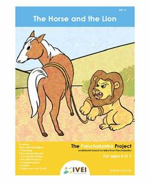 IVEI The Horse and The Lion  Activity Book - English