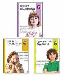Macaw Reasoning Books Set of 3 - English