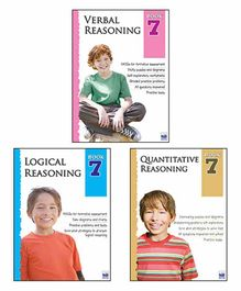 Macaw Logical Reasoning Books Set of 3 - English