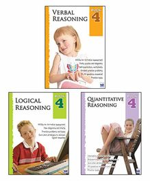 Macaw Reasoning Activity Books Set of 3 - English