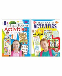 Sawan Activity Book Set of 2 - English