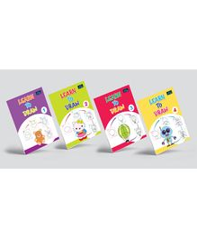 Book Ford Publication Learn To Draw Book Pack of 4 - English