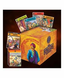 Amar Chitra Katha The Ultimate Collection Pack of 220 - English