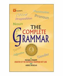 Goodwill Publishing House The Complete Grammar - English