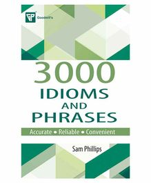 Goodwill Publishing House 3000 Idioms & Phrases - English