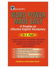 Goodwill Publishing Word Power Made Easy - English