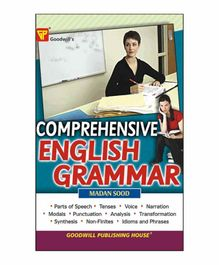 Goodwill Publishing House Comprehensive English Grammar Book - English