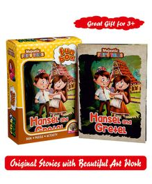 Majestic Books Hansel & Gretel Fun Box - English