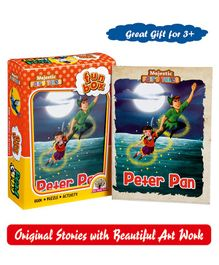 Majestic Books Peter Pan Fun Box - English