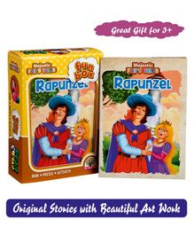Majestic Books Ranpuzel Fun Box - English