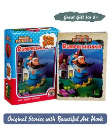 Majestic Books Rumpelstiltskin Fun Box - English