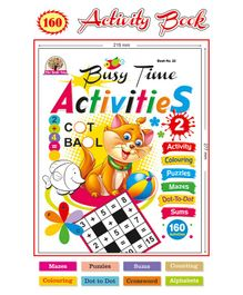 Majestic Book Busy Time Activities 2 - English