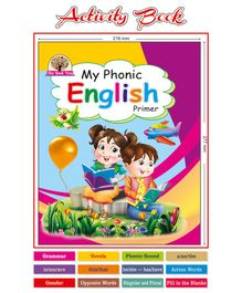 Majestic Book My Phonic Book Primer - English