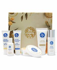 The Moms Co. Head To Toe Gift Set - Multicolor