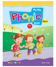 My Big Phonic Book - I