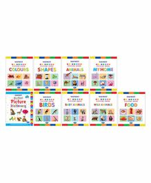 Navneet Picture Books Pack of 9 - English