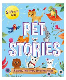 Parragon 5 Minute Pets Stories - English
