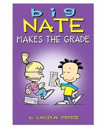 Simon & Schuster Big Nate Makes the Grade - English