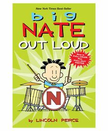 Simon & Schuster Big Nate Out Loud - English