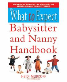 Simon & Schuster What To Expect Babysitter Nanny - English