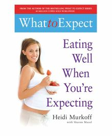 Simon & Schuster What To Expect Eating Well When You're Expecting - English